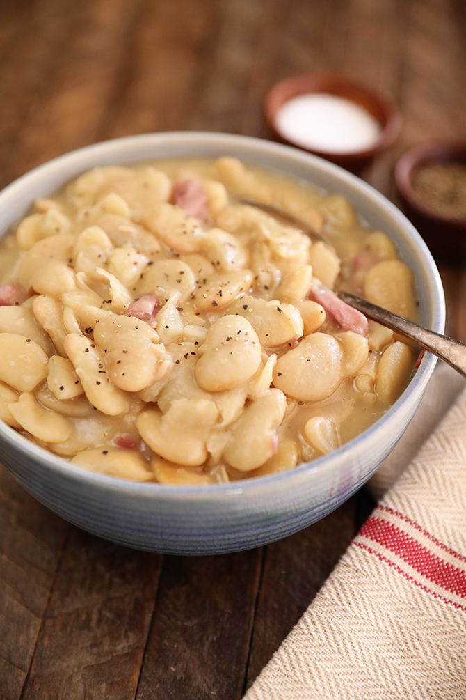 Southern Lima Beans Butter Beans Southern Bite