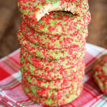 Best Chewy Sugar Cookies