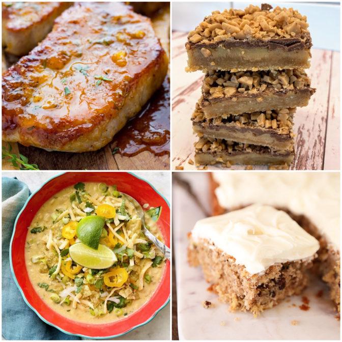 Meal Plan Monday #248 Collage
