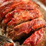 Sliced Ultimate Classic Meatloaf