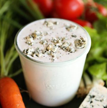 Chunky Buttermilk Blue Cheese Dressing
