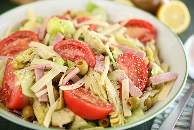 The 1981 Salad or The 1905 Salad or The Best Salad Ever!