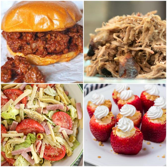 Meal Plan Monday #263