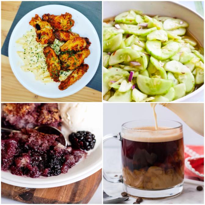 Meal Plan Monday #266