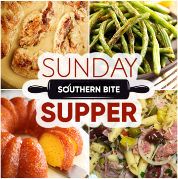 Sunday Supper: Easy Chicken with Cream Cheese Pan Sauce