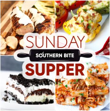 Sunday Supper: White BBQ Sauce Grilled Pork Tenderloin