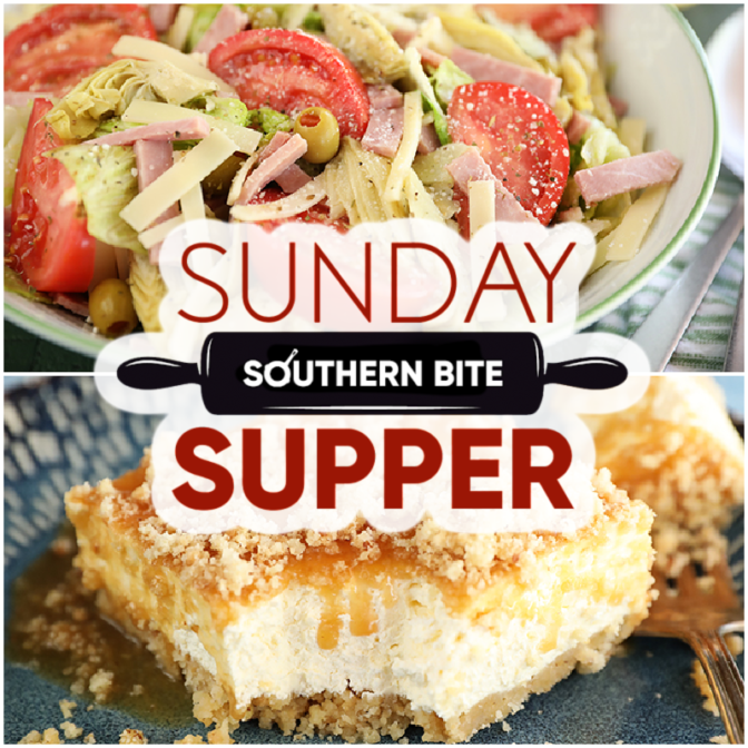 Sunday Supper: The 1981 Salad or The 1905 Salad or The Best Salad Ever!