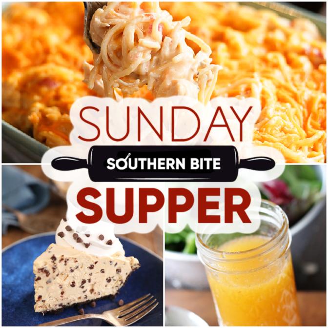 Sunday Supper: Ultimate Chicken Spaghetti