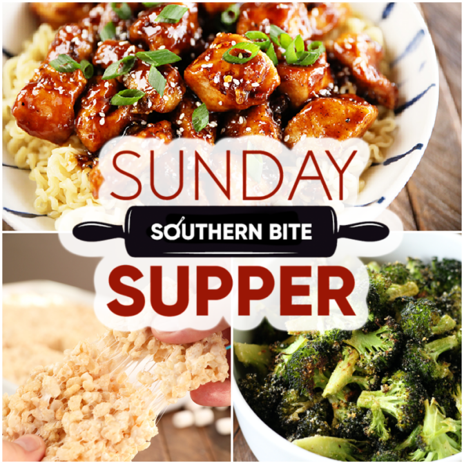 Sunday Supper: Easy General Tso's Chicken